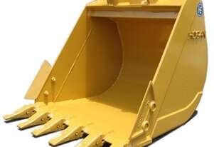 12 TO 16 TONNE GP BUCKET WITH SIDE CUTTER