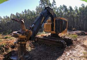 2004 Tigercat L830 Feller Buncher