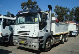 Iveco 2005   STRALIS AD TIPPER