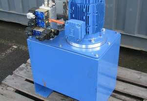 3kW 50L Hydraulic Power Pack Unit