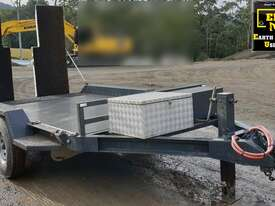 2001 Tandem Axle Plant Trailer, E.M.U.S. TS587 - picture0' - Click to enlarge