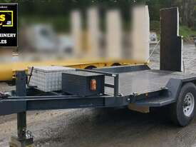 2001 Tandem Axle Plant Trailer, E.M.U.S. TS587 - picture1' - Click to enlarge