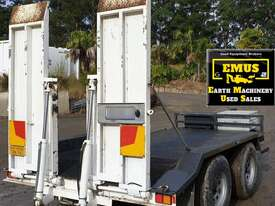 2001 Tandem Axle Plant Trailer, E.M.U.S. TS587 - picture2' - Click to enlarge