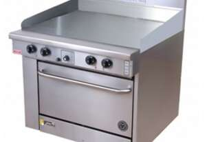 Goldstein PF48G40 Griddle Top 1010mm Static Gas Oven