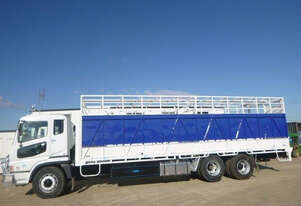 Mitsubishi FP Stock/Cattle crate Truck