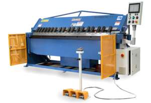 New 2 Axis eBend Fully Programmable 2500mm x 4mm Panbrake Folder