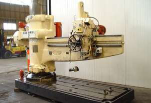 DRILL RADIAL 8FT ARM X 5 MT ASQUITH