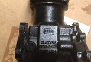 Clayton Dewandre Air Compressor