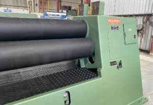 ROUNDO Model PS 340 x 3000mm Plate Roll