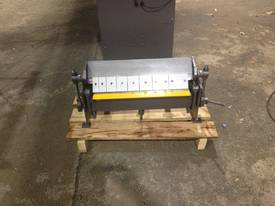 NEW Australian made bench folder KPB-600 - picture1' - Click to enlarge