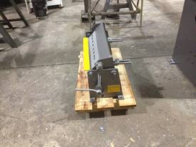 NEW Australian made bench folder KPB-600 - picture2' - Click to enlarge