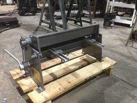 NEW Australian made bench folder KPB-600 - picture3' - Click to enlarge