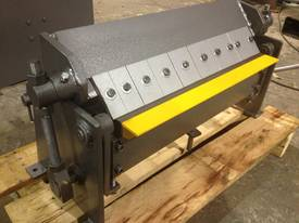 NEW Australian made bench folder KPB-600 - picture0' - Click to enlarge