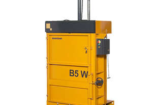 Bramidan B5W Vertical Baler | Cardboard and Plastic Baler | Great for handling large boxes
