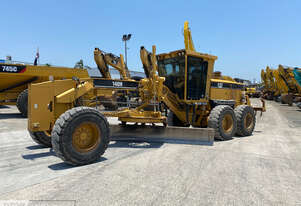 Caterpillar 140H Series 2 Grader