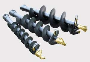 200mm Auger Bits for hire - Perth