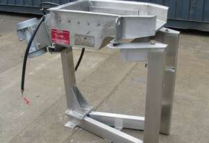 Vibrating Vibratory Sieve Screen Tray Feeder - Lockers LDDF