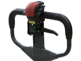 Brand New Semi-Electric Hand Pallet Truck/Jack - picture0' - Click to enlarge