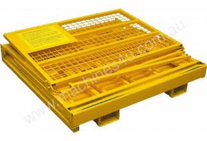 Forklift safety work cage- Platform