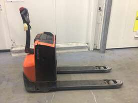 Toyota BT Electric Pallet Jack  - picture1' - Click to enlarge