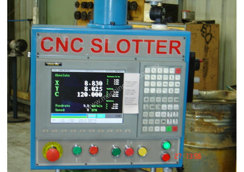CNC Slotting Machines
