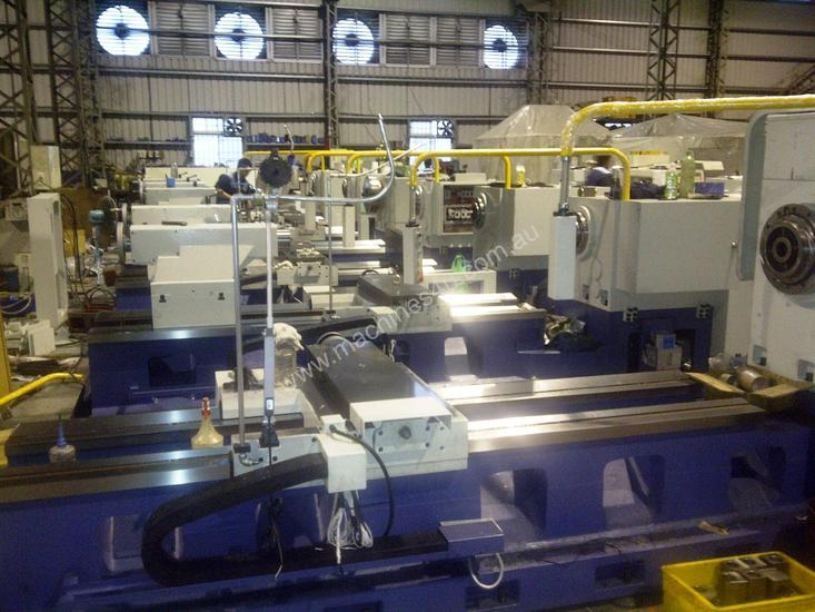 Big Bore Manual Lathe 38 Series
