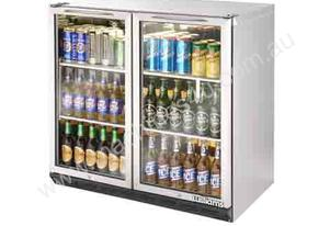 Williams BC2SS Two Door Bottle Cooler