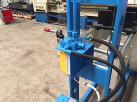 Hydraulic Motor Driven H Frame Press, 100 Tonne - picture9' - Click to enlarge