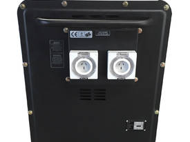 Generator Diesel 6KVA 240V Silenced Mine Spec  - picture4' - Click to enlarge