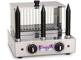 Hot Dog Unit - With Tank & Teflon Coated Spikes