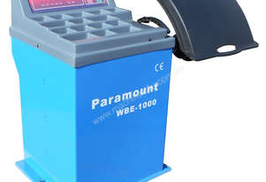 ELECTRIC WHEEL BALANCER - WBE1000