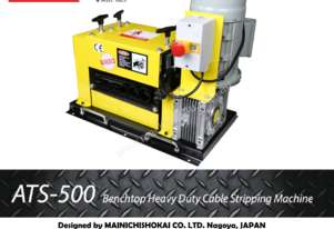 ATS-500 Benchtop HeavyDuty Cable Stripping Machine