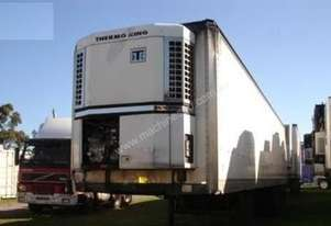 2001 Maxicube Tri Axle 45Ft Chiller