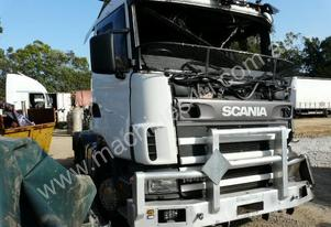 Scania 2000   R144 WRECKING NOW