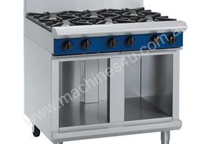 Blue Seal Evolution Series G516C-CB - 900mm Gas Cooktop - Cabinet Base