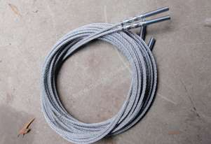 ACE-4000BE wire rope equalising cables