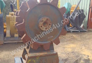 Compaction Wheel - E.I.  Suit 40 Tonner CW19