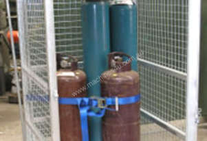 Gas Bottle Storage Cage (Flat Packed)