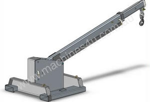 Tilt Jib Long Jib Attachment 2500Kg SWL