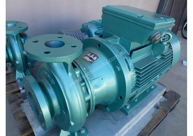 Used Southern Cross 100x65 200 216 Electric Water Pump In