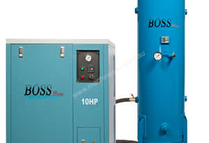 BOSS Whisper Quiet 48CFM/ 10Hp Air Compressor