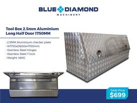 Aluminium 2.5mm Tool Boxes � 1210mm - 1770mm  - picture7' - Click to enlarge