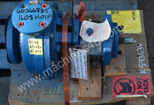 Duplex stainless CD4 steel Pump 8196S