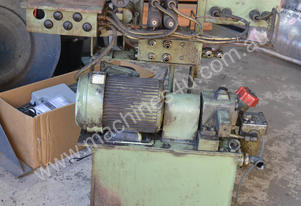 Motor & Hydraulic Gear Pump 11kw 3 Phase