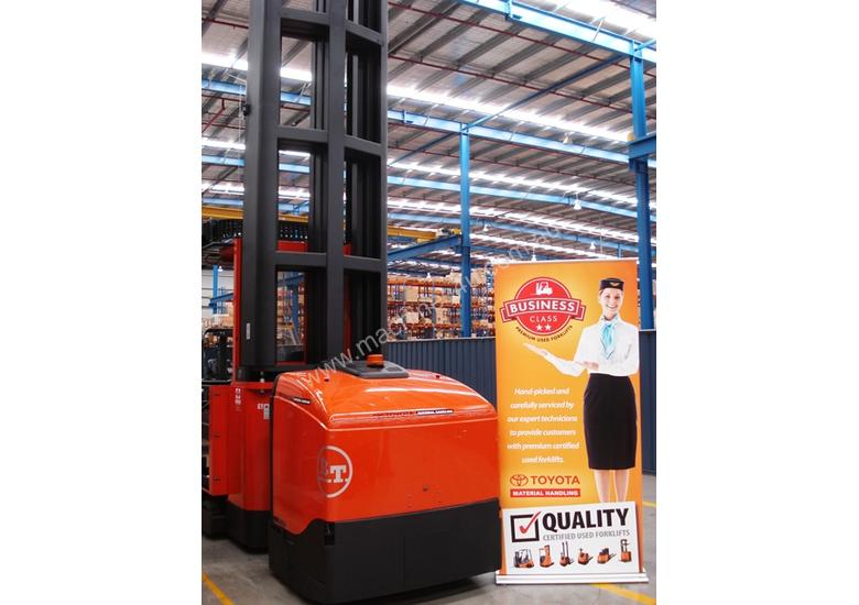 Used 2004 Bt C15 Narrow Aisle Forklift In Dandenong South