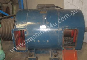 Electric DC Motor 470 Amp / 190 Kw