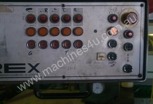 Rex   4 Sided Planer