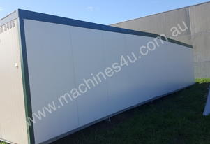 Used 12M x 3M Open Plan Portable Building