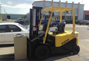 Hyster 2003   Electric Forklift