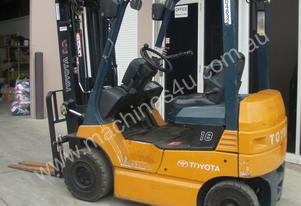 Toyota Forklifts ALH102